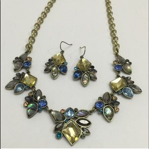 Chloe and Isabel Necklace and Earrings Ser